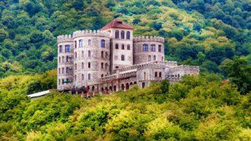 Грузинский замок