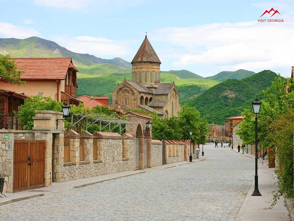 Главная - Фото Mtskheta-–-the-beginning-of-Georgian-Culture